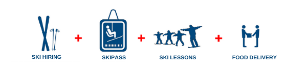 Package Simply To Ski